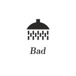 Anwendung - Bad - Terracotta Boden Fliesen
