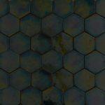 Glazurowane płytki ścienne, 100x115x5 mm, Nr: HEX_10x10_2