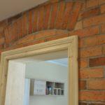 Płytki z cegły, licówki, 260x70x15 mm, Nr: SM_1